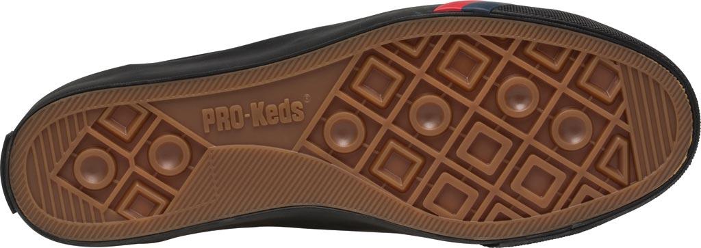 Keds PRO-Keds Royal Lo Classic Sneaker, Black/Black, large, image 4