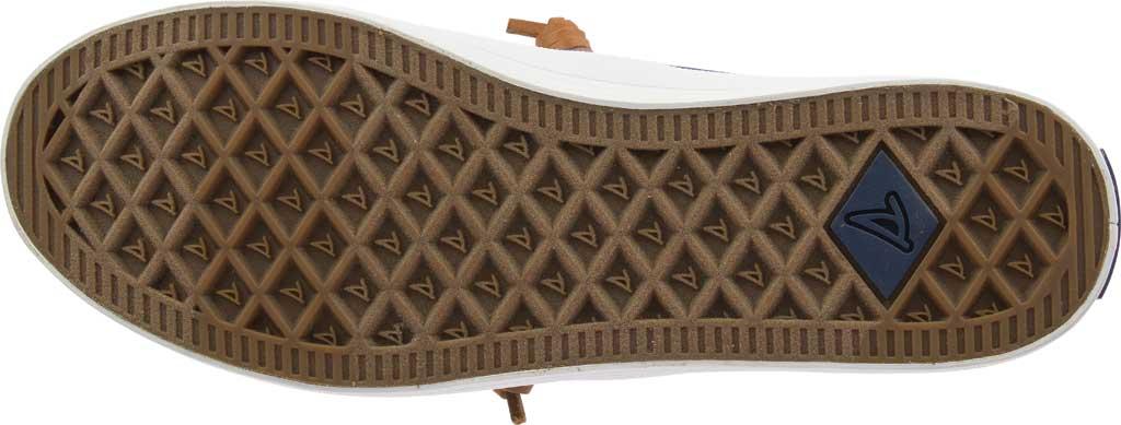 Women's Sperry Top-Sider Crest Vibe Triple Platform Sneaker, Navy Canvas, large, image 6