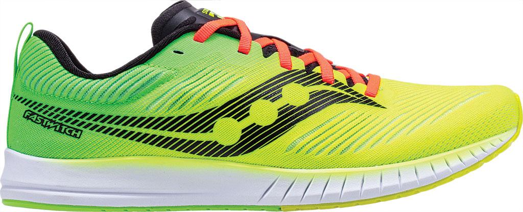 Men's Saucony Fastwitch 9 Sneaker, Citron, large, image 1