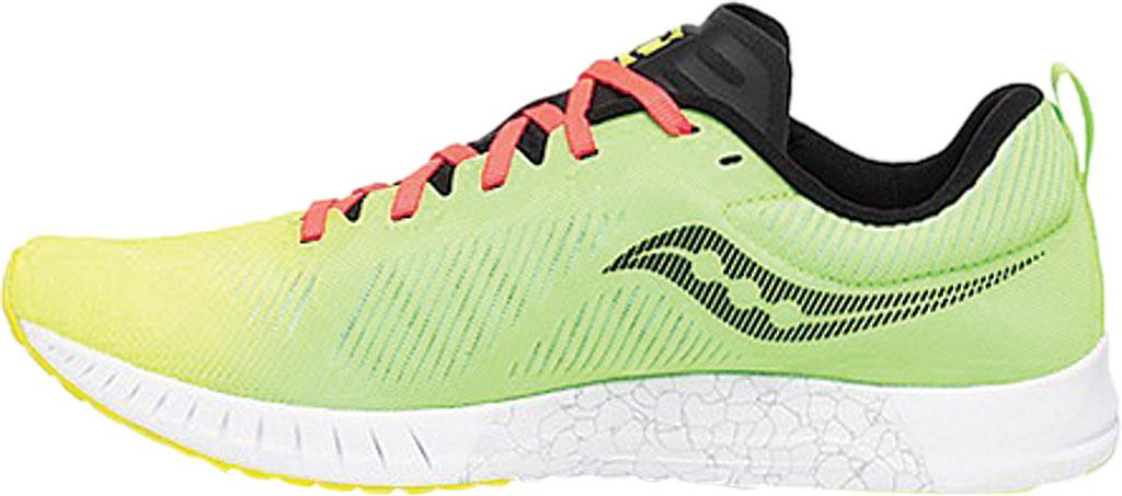 Men's Saucony Fastwitch 9 Sneaker, Citron, large, image 3