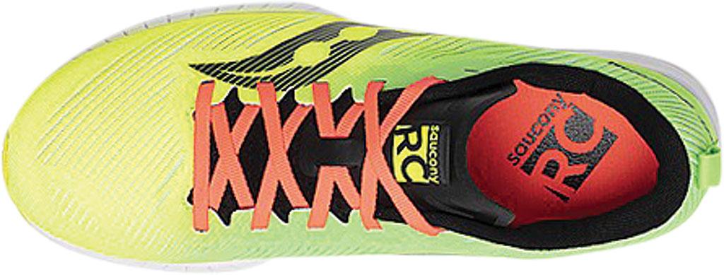 Men's Saucony Fastwitch 9 Sneaker, Citron, large, image 4