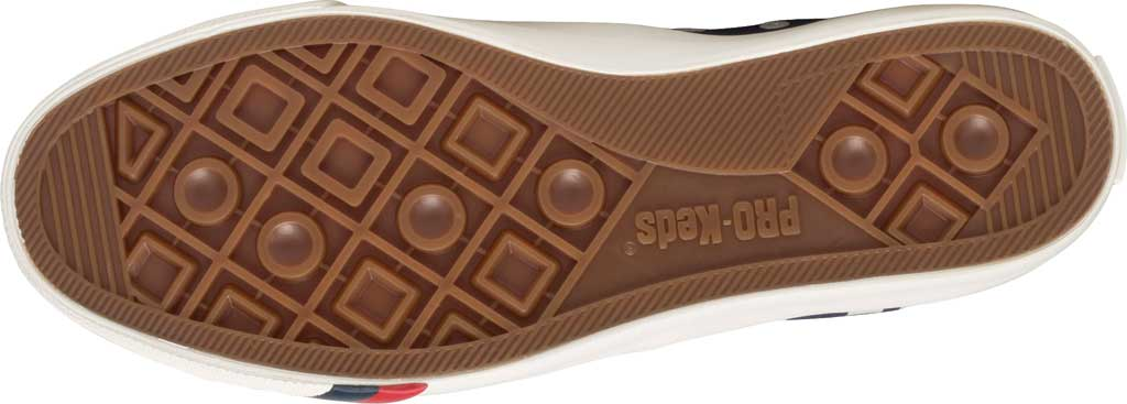 Men's Keds PRO-Keds Royal High Top Sneaker, Navy/White Canvas, large, image 4