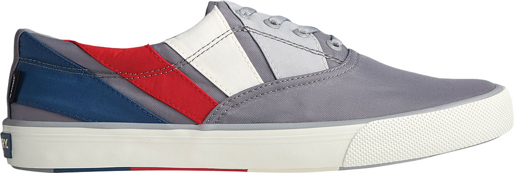 Men's Sperry Top-Sider Striper II CVO BIONIC Sneaker, Grey Multi Recycled Plastic, large, image 2