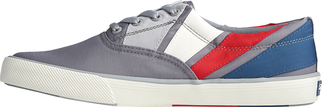 Men's Sperry Top-Sider Striper II CVO BIONIC Sneaker, Grey Multi Recycled Plastic, large, image 3