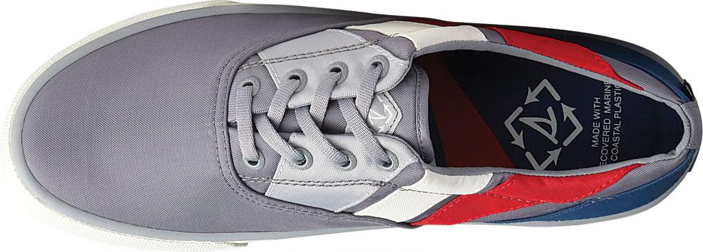 Men's Sperry Top-Sider Striper II CVO BIONIC Sneaker, Grey Multi Recycled Plastic, large, image 5
