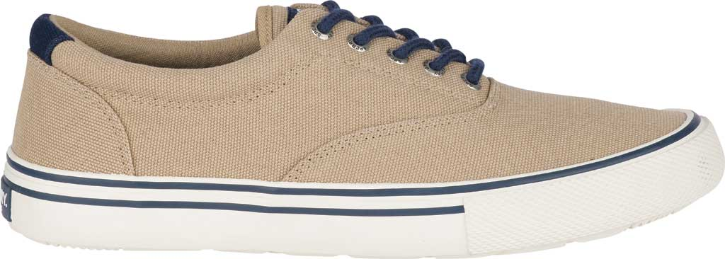 Men's Sperry Top-Sider Striper II Storm CVO Duck Canvas Sneaker, Chino Textile, large, image 2