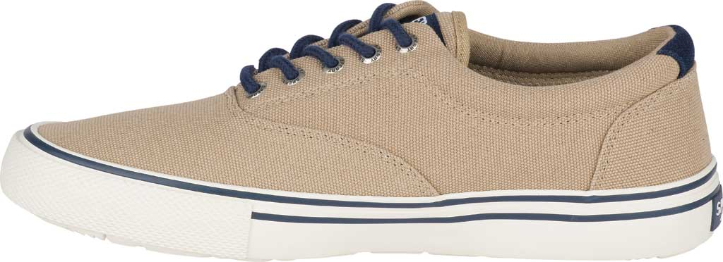 Men's Sperry Top-Sider Striper II Storm CVO Duck Canvas Sneaker, Chino Textile, large, image 3
