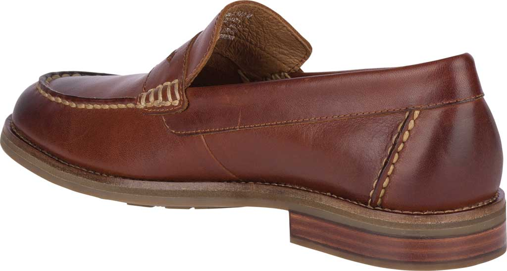 Men's Sperry Top-Sider Topsfield Penny Loafer, Tan Leather, large, image 4
