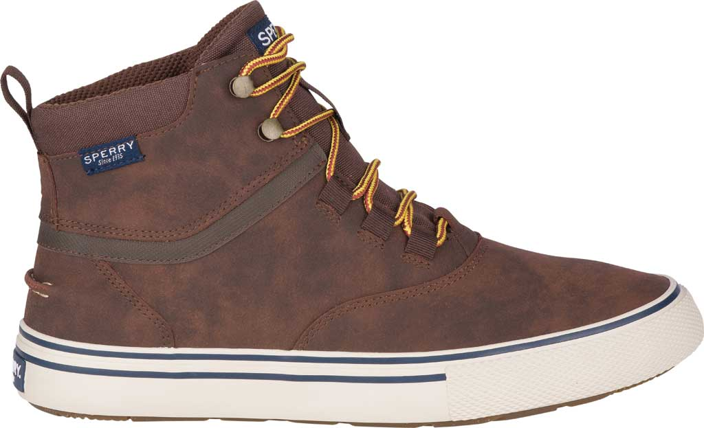 Men's Sperry Top-Sider Striper II Storm Waterproof Boot, Brown/Tan Leather, large, image 2