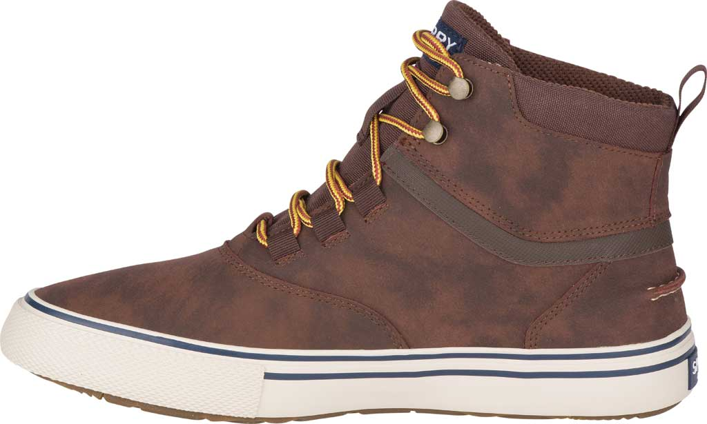 Men's Sperry Top-Sider Striper II Storm Waterproof Boot, Brown/Tan Leather, large, image 3