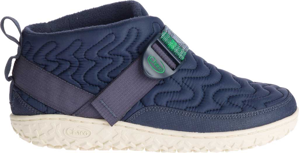 Women's Chaco Ramble Slip-On Quilted Boot, Denim Nylon, large, image 2