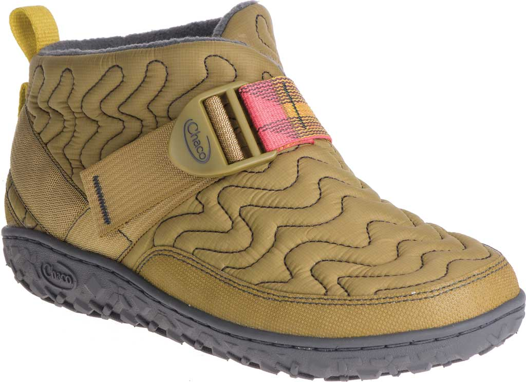 Women's Chaco Ramble Slip-On Quilted Boot, Seaweed Nylon, large, image 1