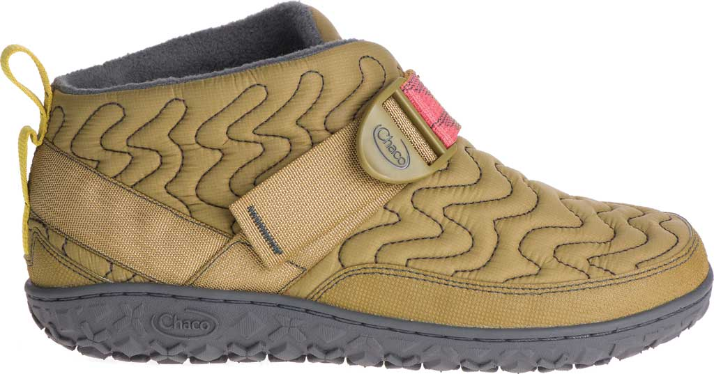 Women's Chaco Ramble Slip-On Quilted Boot, Seaweed Nylon, large, image 2