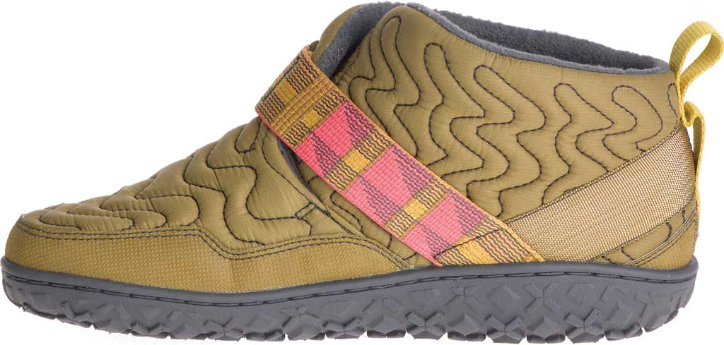 Women's Chaco Ramble Slip-On Quilted Boot, Seaweed Nylon, large, image 3