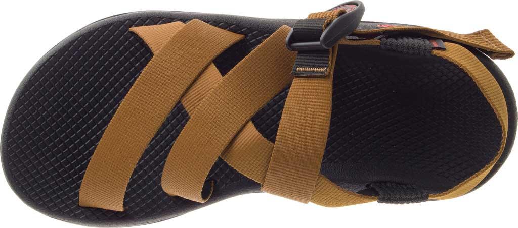 Men's Chaco Banded Z Cloud Sandal, Cognac Black, large, image 5