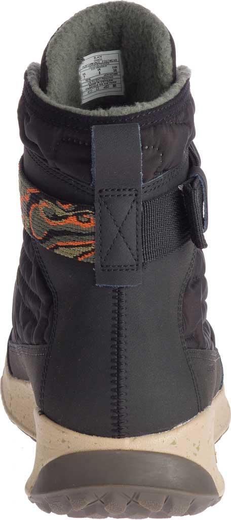 Women's Chaco Borealis Quilt Boot, Black Nylon, large, image 3