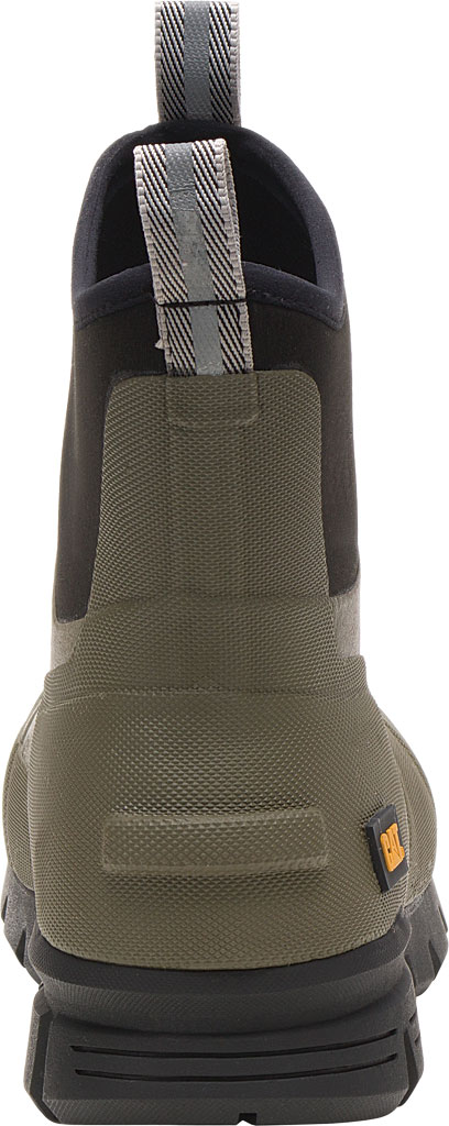 """Caterpillar Stormers 6"""" Waterproof Rubber Boot, Olive Night Rubber/Neoprene, large, image 4"""