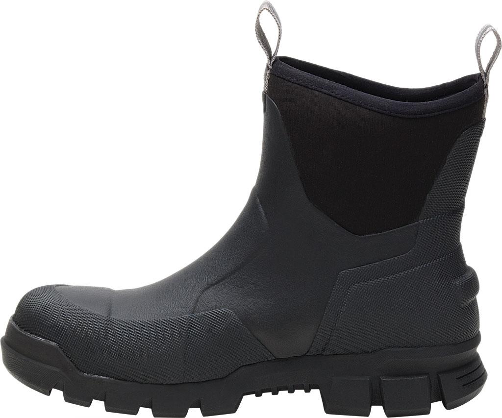 "Caterpillar Stormers 6"" Waterproof Steel Toe Rubber Boot, Black Rubber/Neoprene, large, image 3"