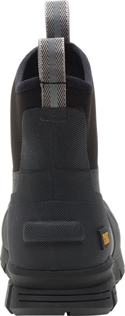 "Caterpillar Stormers 6"" Waterproof Steel Toe Rubber Boot, Black Rubber/Neoprene, large, image 4"