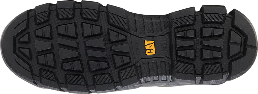 "Caterpillar Stormers 6"" Waterproof Steel Toe Rubber Boot, Black Rubber/Neoprene, large, image 6"
