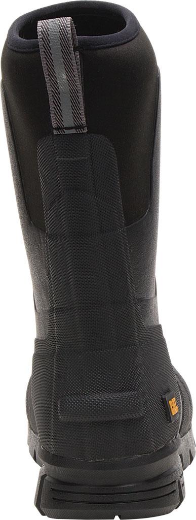 "Caterpillar Stormers 11"" Waterproof Steel Toe Rubber Boot, Black Rubber/Neoprene, large, image 4"