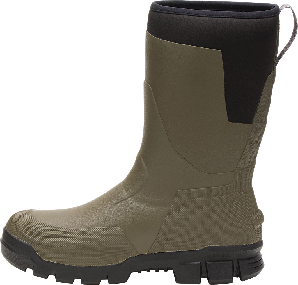 """Caterpillar Stormers 11"""" Waterproof Rubber Boot, Olive Night Rubber/Neoprene, large, image 3"""