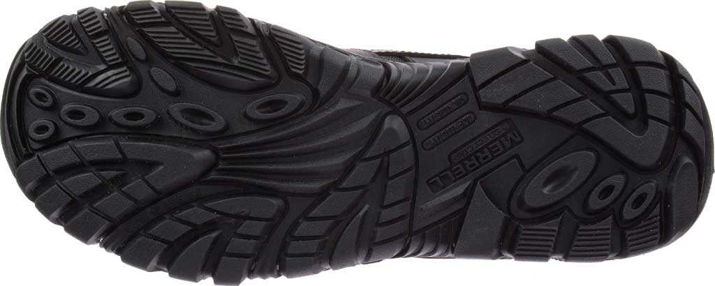 Men's Merrell Work Moab 2 Mid Tactical Response WP Composite Toe Boot, Black Waterproof Leather/Textile, large, image 6