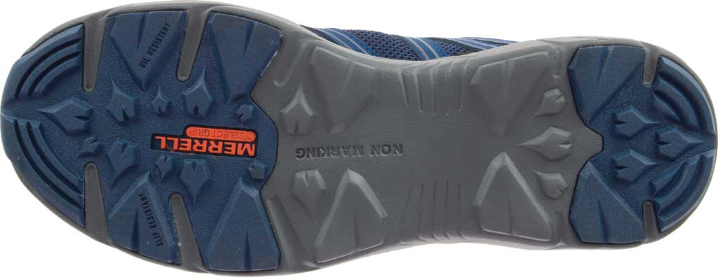 Men's Merrell Work Fullbench Superlite Alloy Toe Work Shoe, , large, image 6