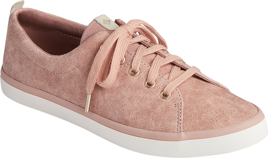 Women's Sperry Top-Sider Sailor Lace To Toe Mystic Sneaker, Rose Dust Nubuck, large, image 1