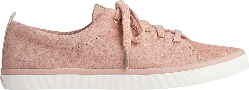 Women's Sperry Top-Sider Sailor Lace To Toe Mystic Sneaker, Rose Dust Nubuck, large, image 2