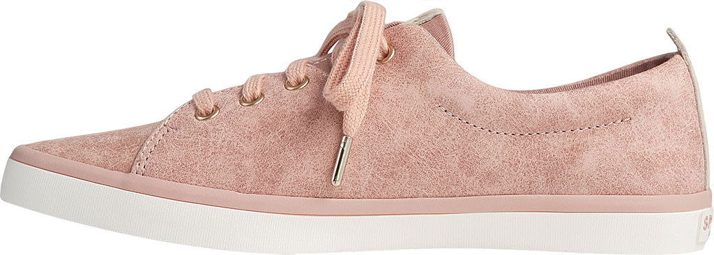 Women's Sperry Top-Sider Sailor Lace To Toe Mystic Sneaker, Rose Dust Nubuck, large, image 3