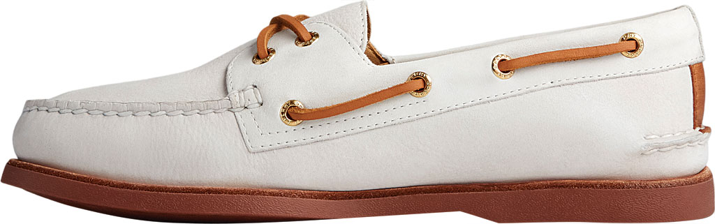 Men's Sperry Top-Sider Gold Cup Authentic Original 2-Eye Freeport Shoe, Lanyard Full Grain Leather, large, image 3