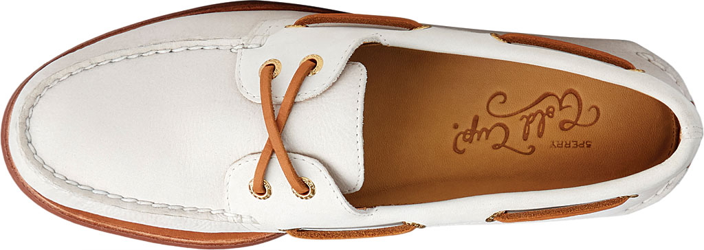 Men's Sperry Top-Sider Gold Cup Authentic Original 2-Eye Freeport Shoe, Lanyard Full Grain Leather, large, image 5