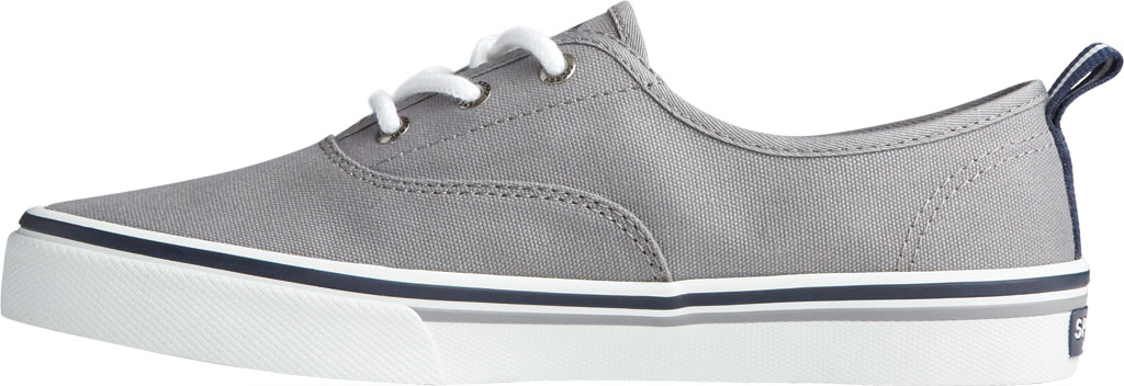 Women's Sperry Top-Sider Crest CVO Canvas Sneaker, Grey Textile, large, image 3