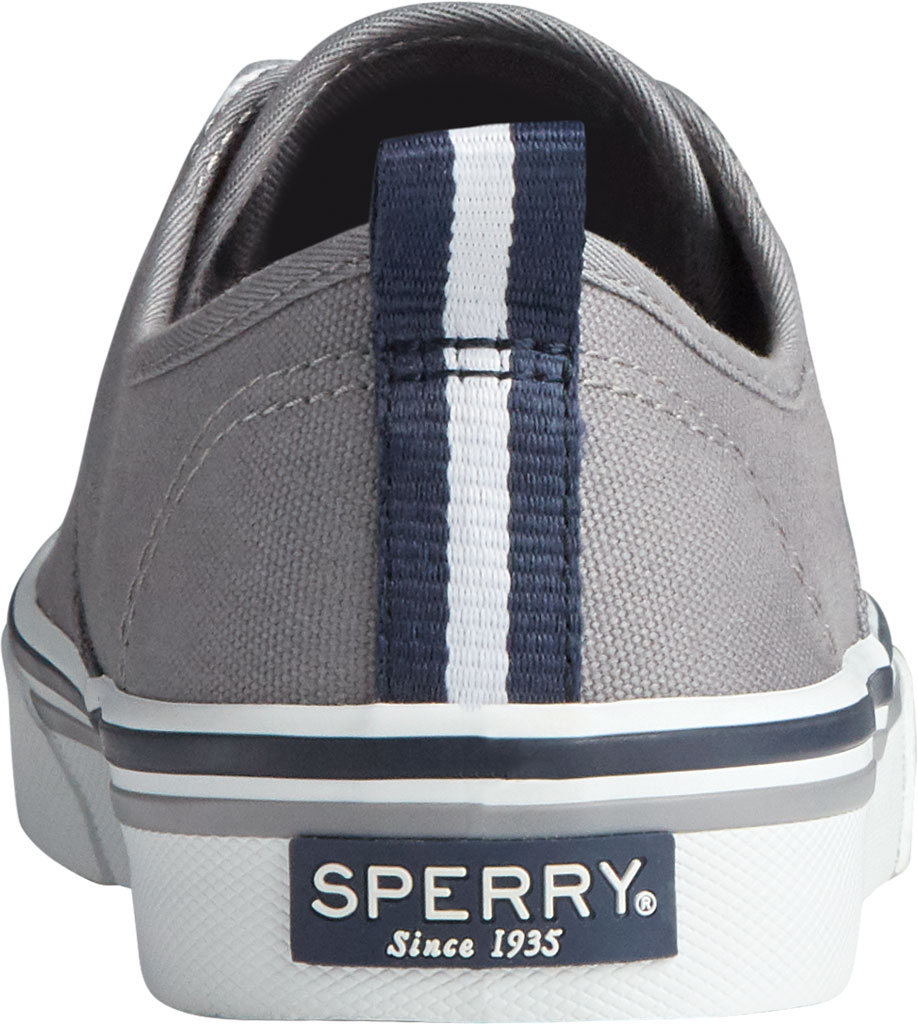 Women's Sperry Top-Sider Crest CVO Canvas Sneaker, Grey Textile, large, image 4