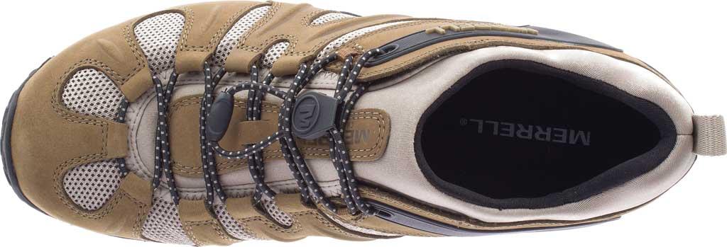 Men's Merrell Chameleon 8 Stretch Hiking Shoe, Kangaroo Nubuck/Mesh, large, image 5