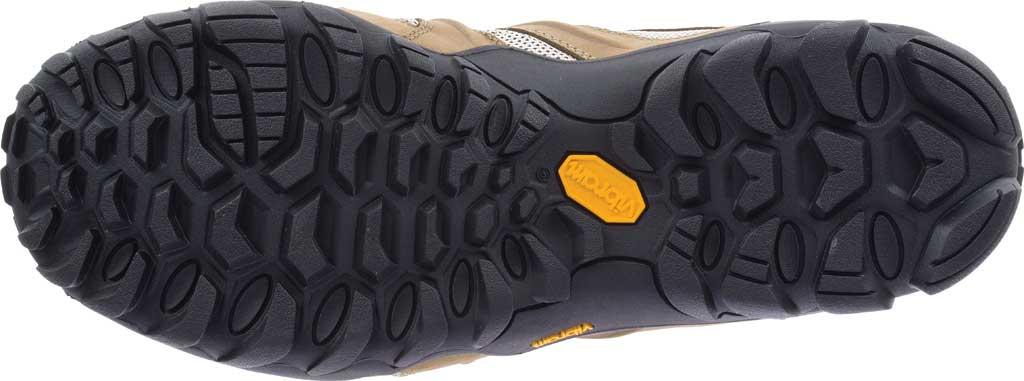 Men's Merrell Chameleon 8 Stretch Hiking Shoe, Kangaroo Nubuck/Mesh, large, image 6