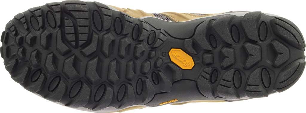 Men's Merrell Chameleon 8 Stretch Waterproof Hiking Shoe, Butternut Nubuck/Mesh, large, image 6