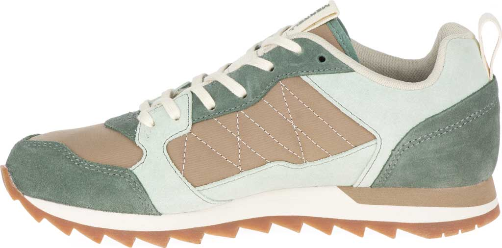 Women's Merrell Alpine Sneaker, Laurel/Foam Leather/Nylon, large, image 3