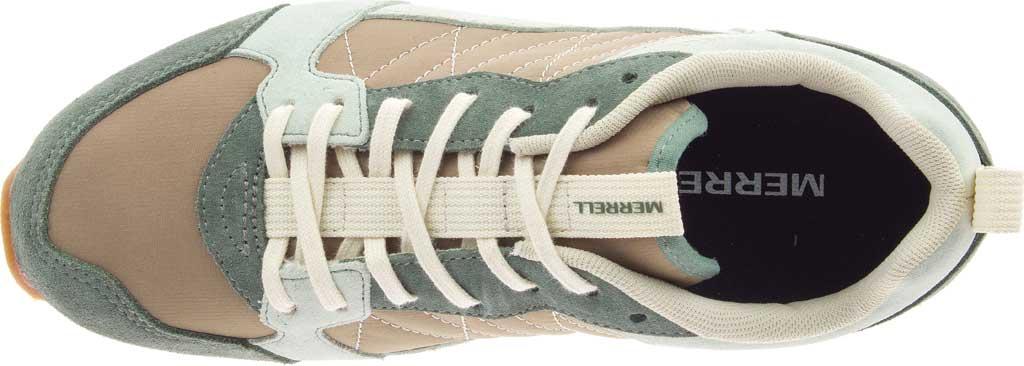 Women's Merrell Alpine Sneaker, Laurel/Foam Leather/Nylon, large, image 5