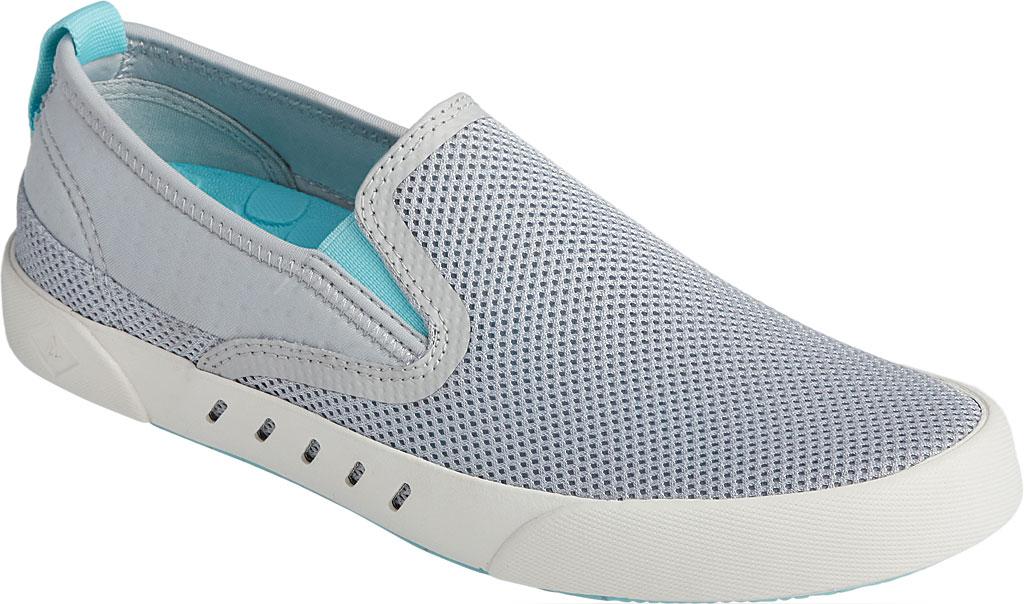 Women's Sperry Top-Sider Maritime Slip On Sneaker, Grey Mesh/Neoprene, large, image 1