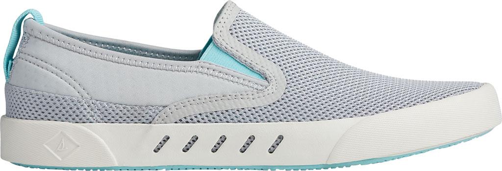 Women's Sperry Top-Sider Maritime Slip On Sneaker, Grey Mesh/Neoprene, large, image 2