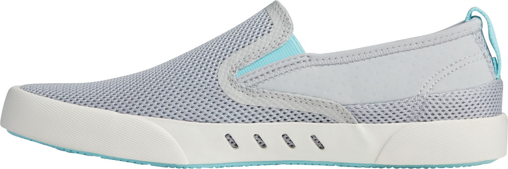 Women's Sperry Top-Sider Maritime Slip On Sneaker, Grey Mesh/Neoprene, large, image 3