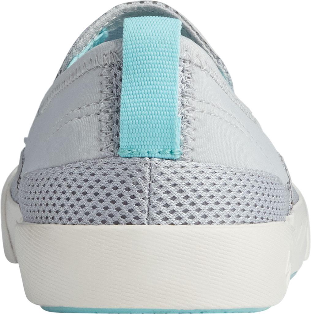 Women's Sperry Top-Sider Maritime Slip On Sneaker, Grey Mesh/Neoprene, large, image 4