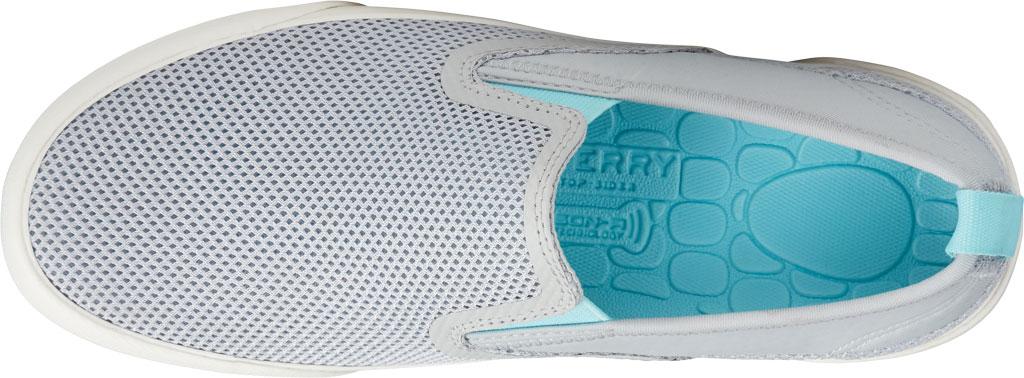 Women's Sperry Top-Sider Maritime Slip On Sneaker, Grey Mesh/Neoprene, large, image 5