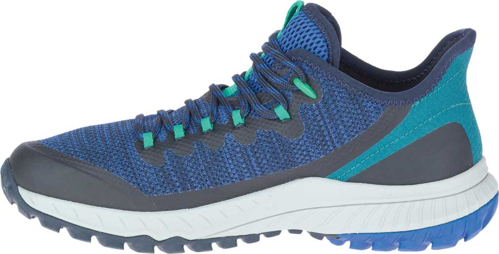 Women's Merrell Bravada Trail Shoe, Cobalt Mesh, large, image 3