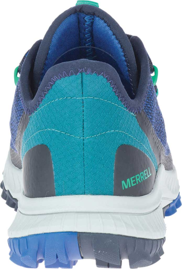Women's Merrell Bravada Trail Shoe, Cobalt Mesh, large, image 4