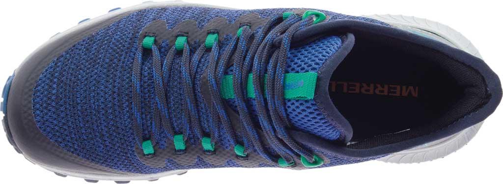 Women's Merrell Bravada Trail Shoe, Cobalt Mesh, large, image 5