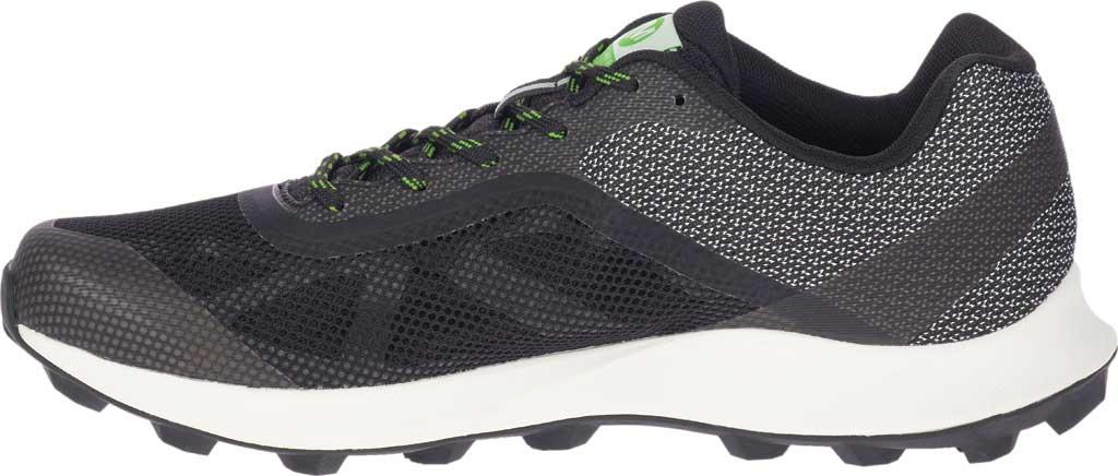 Men's Merrell MTL Skyfire Trail Shoe, Black Mesh/TPU, large, image 3