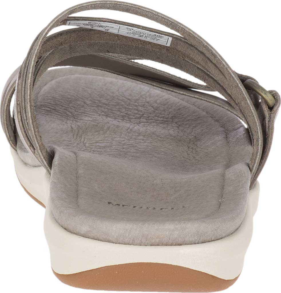 Women's Merrell Kalari Shaw Slide, Brindle Full Grain Leather, large, image 4